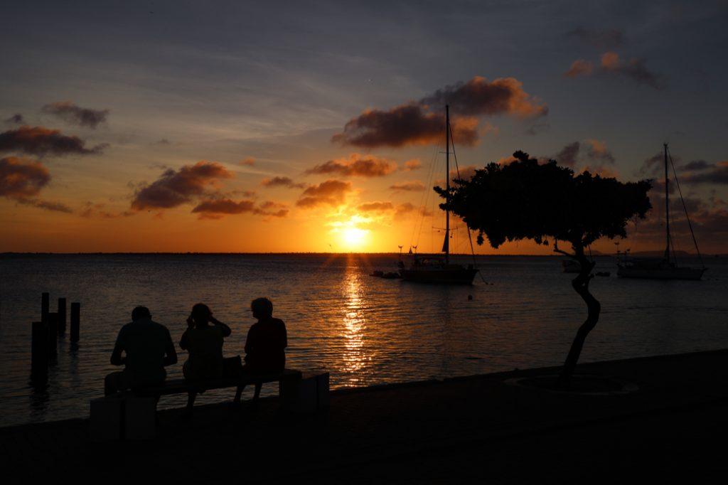 tijdsverschil met Bonaire