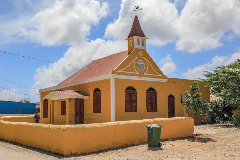 protestantse kerk van Rincon
