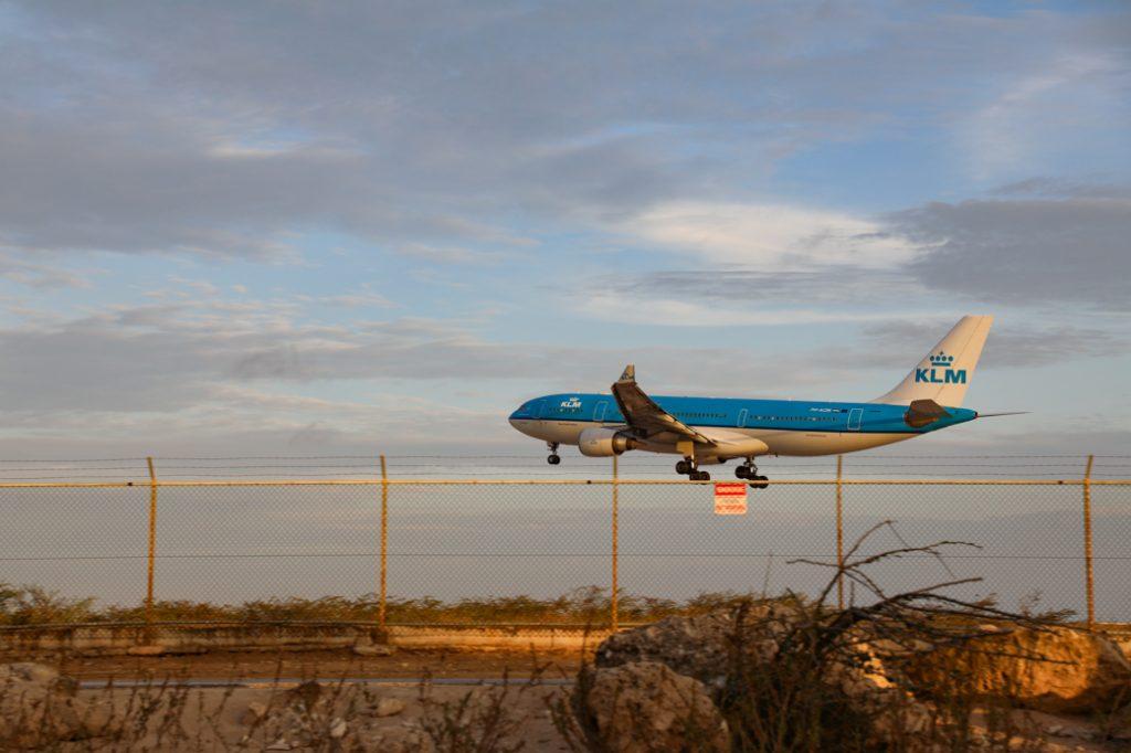 KLM Bonaire